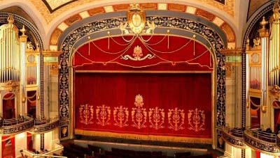 Stage dec america 39 s premiere manufacturer of stage for Auditorium stage decoration